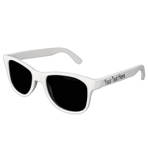 Create Your Own Sunglasses