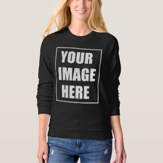 Women 39 s create your own sweatshirts zazzle for Design your own shirts and hoodies