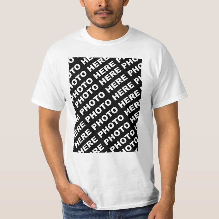 Create your own t shirt vertical zazzle for Make and design your own t shirts