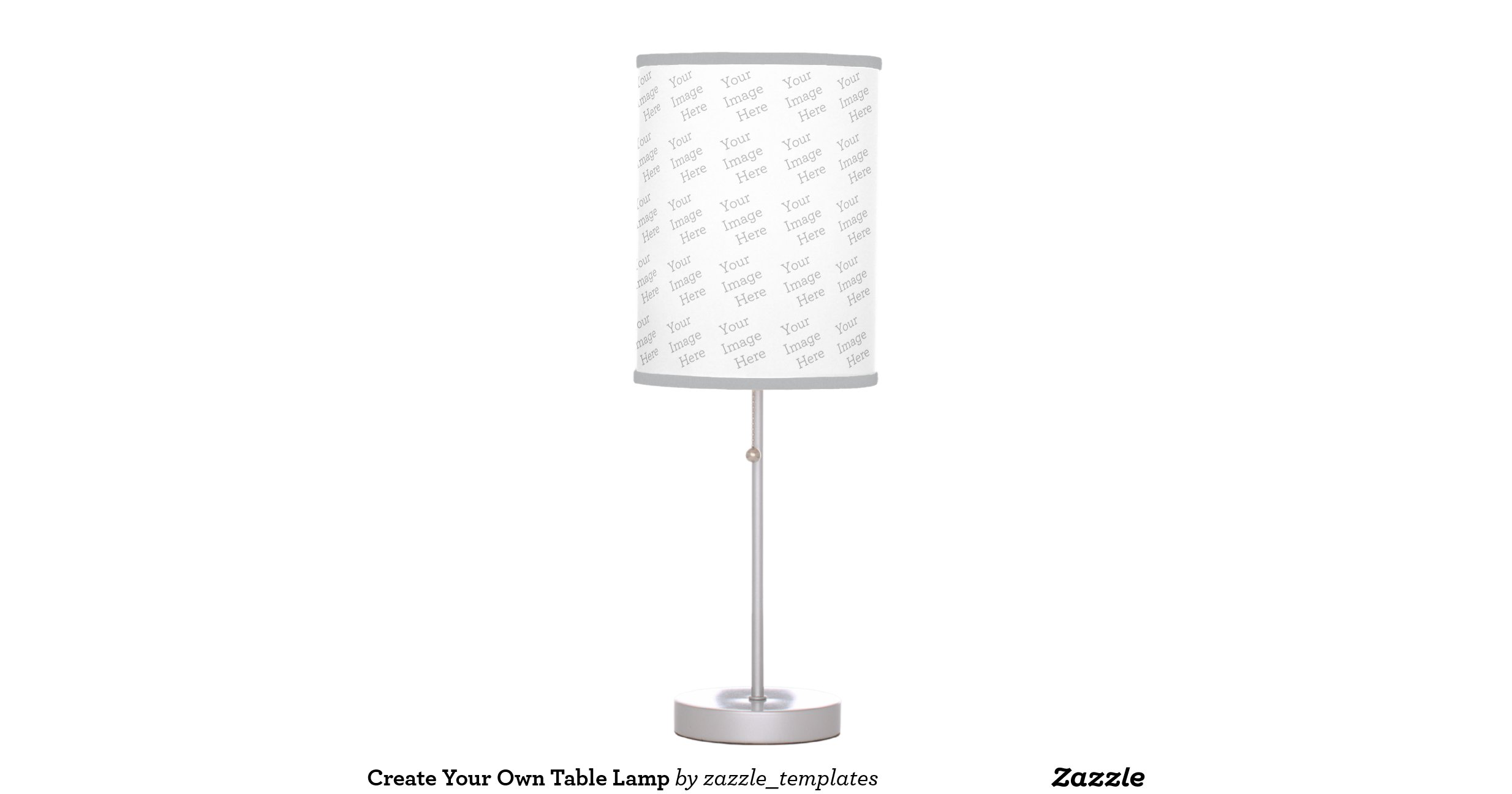 Create Your Own Table Lamp