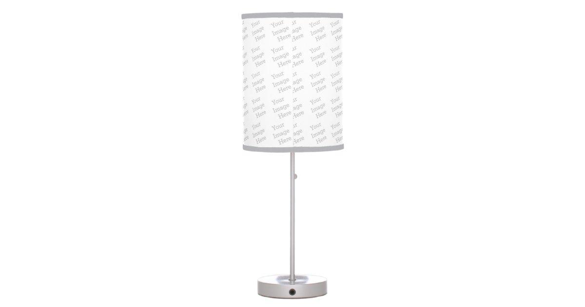 table lamp zazzle. Black Bedroom Furniture Sets. Home Design Ideas