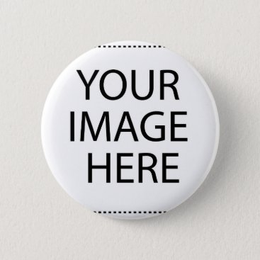 Toddler & Baby themed Create your own text and design :-) pinback button