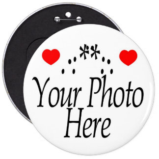 CREATE YOUR OWN THANKSGIVING PHOTO PINBACK BUTTON