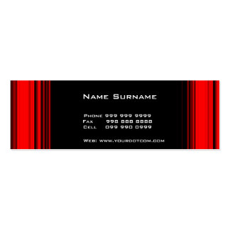 Create Your Own Thin Business Card 4