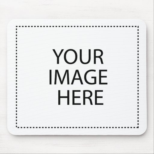 create your own thing free templates mouse pad zazzle. Black Bedroom Furniture Sets. Home Design Ideas