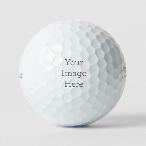 Create Your Own Titleist Pro V1 Golf Balls