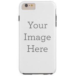 Create Your Own Tough iPhone 6 Plus Case