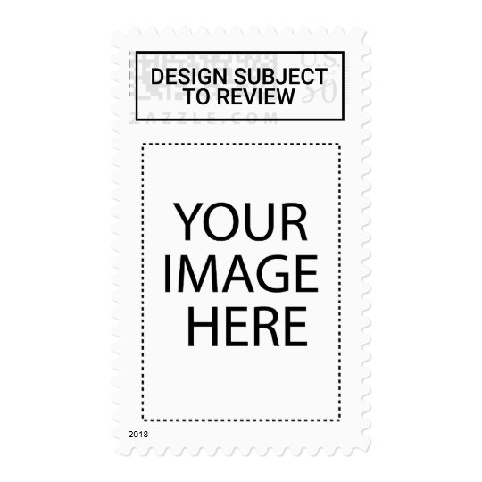 create your own u s postage stamp template zazzle com