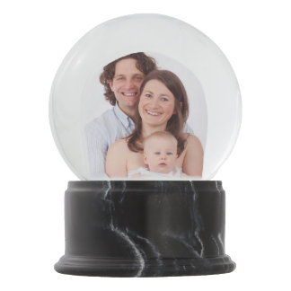 Create Your Own Unique One Of A Kind Personalized Snow Globe