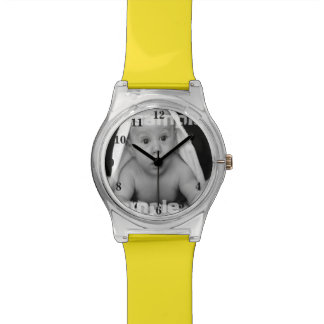 Create Your Own Unique Personalized Fun Wrist Watch