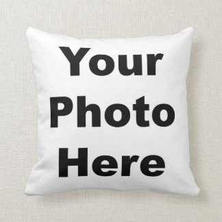 CREATE YOUR OWN UNIQUE PILLOW