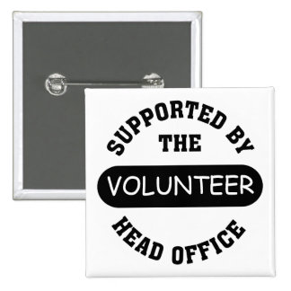 Create your own unique volunteer team gift button