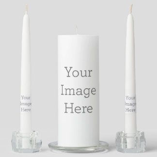 Create Your Own Unity Candle Set