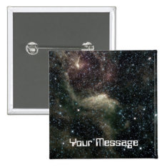Create Your Own Universe Team Name Badge or Tag Pinback Button at Zazzle