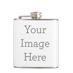 Create Your Own Vinyl Wrapped Flask at Zazzle