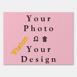 Create Your Own vision design speedly Yard Sign