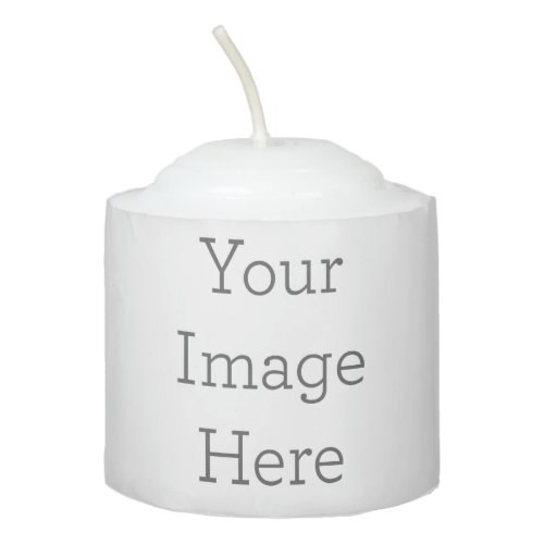 Create Your Own Votive Candle