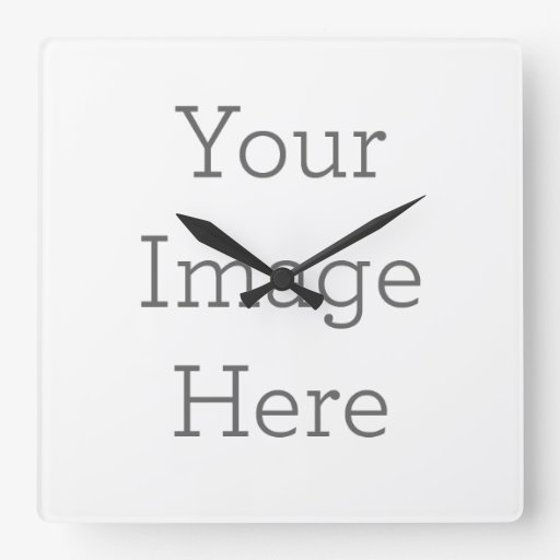 Create Your Own Wall Clock