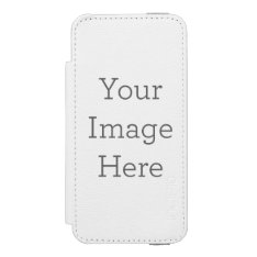 Create Your Own Wallet Case For Iphone Se/5/5s at Zazzle