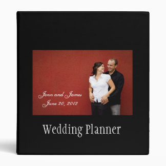 Create Your Own Wedding Engagement Photo Binder