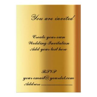 Create your own Wedding Invitation 2 Custom Invites