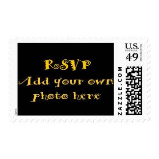 Create your Own Wedding Invitation Photo Postage