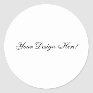 Create Your Own Wedding Stickers