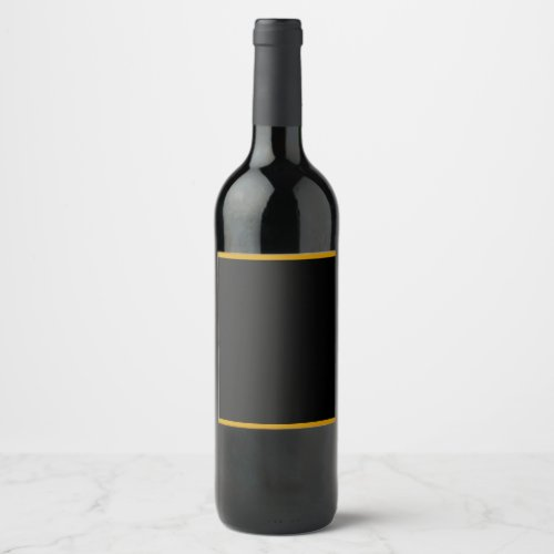 CREATE YOUR OWN WINE BOTTLE LABELS
