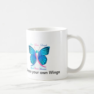 Create your own Wings Coffee Mug