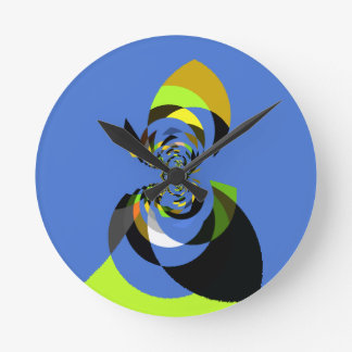 Create Your own  Woman of Colors Round Clock