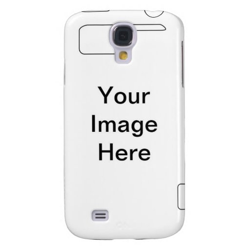 Create Your Own Women Valentine Gifts QPC Template Galaxy S4 Cover