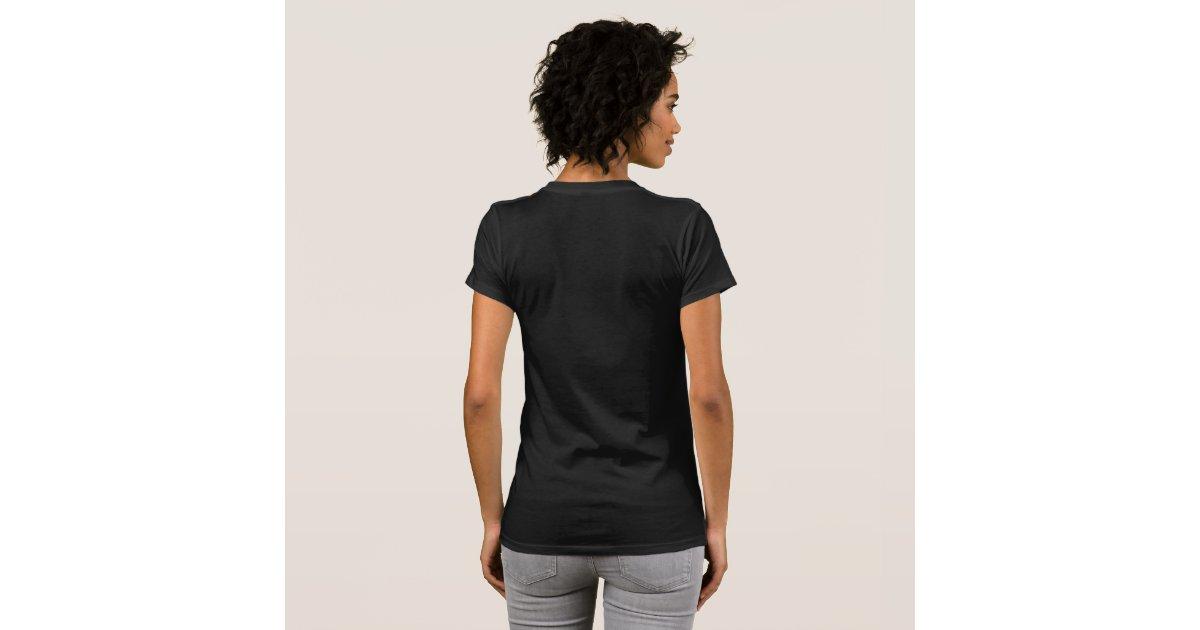 Women 39 s american apparel fine jersey t shirt zazzle for American apparel design your own shirt