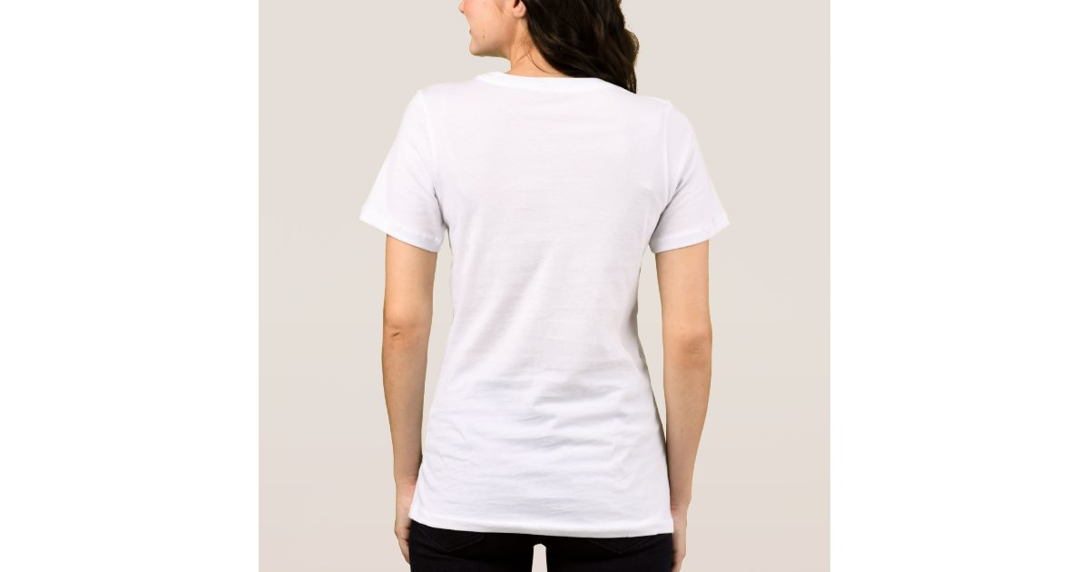 Create Your Own Women 39 S Relaxed Fit Jersey T Shirt Zazzle