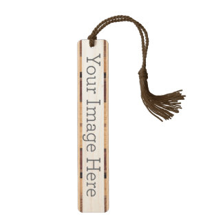 Create Your Own Wooden Bookmark