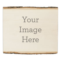 Create Your Own Woodland Wooden Photo Panel