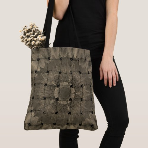 Create Your Own Woven Camo Tote Bag