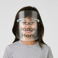 Create Your Own Youth Face Shield