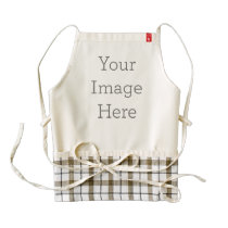 Create Your Own Zazzle HEART Apron