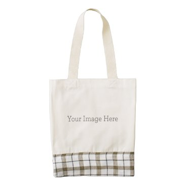 Valentines Themed Create Your Own Zazzle Heart Tote Bag