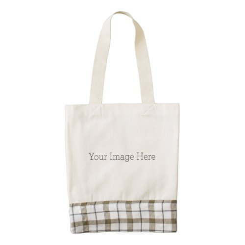 Create Your Own Zazzle Heart Tote Bag