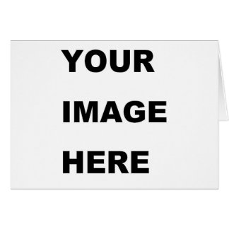 Create Your Own Zazzle Product Greeting Cards