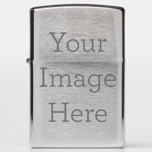 Create Your Own Zippo Lighters Zazzle