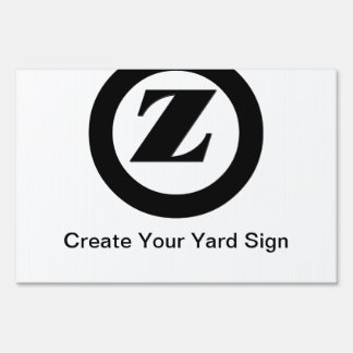 Create Your Yard Sign