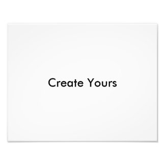 Create yours photo print