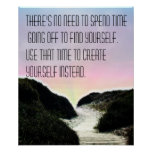 Create Yourself Poster