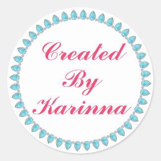 Created By - Sticker - SRF