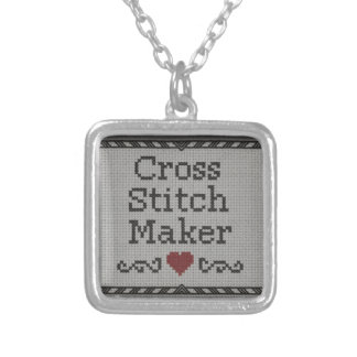 Created by you! silver plated necklace