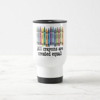 Created Equal Coffee Mug