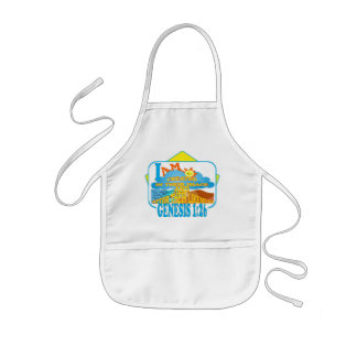 Created In Their Image© Kids' Apron