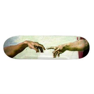 Created Skateboard
